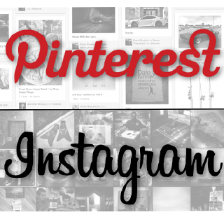 Pinterest & Instagram